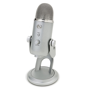 Blue Yeti Microphone Review for ASMR Artists